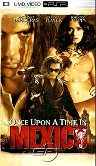 Rent Once Upon a Time in Mexico for PSP Movies