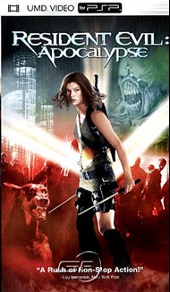 Rent Resident Evil: Apocalypse for PSP Movies