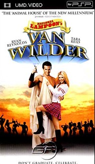 Rent Van Wilder for PSP Movies