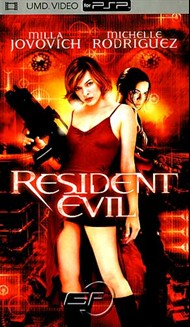 Rent Resident Evil for PSP Movies