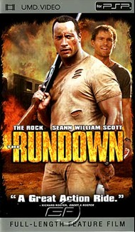 Rent The Rundown for PSP Movies