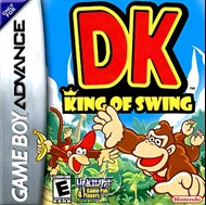 Rent DK: King of Swing for GBA