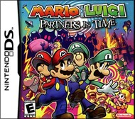 Rent Mario & Luigi: Partners in Time for DS