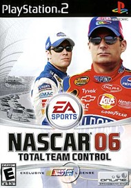 Rent NASCAR 06: Total Team Control for PS2