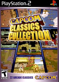 Rent Capcom Classics Collection for PS2