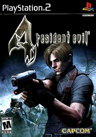 Rent Resident Evil 4 for PS2