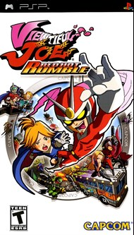 Rent Viewtiful Joe Red Hot Rumble for PSP Games