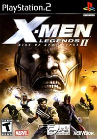 Rent X-Men Legends 2: Rise of Apocalypse for PS2
