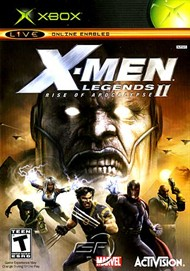Rent X-Men Legends 2: Rise of Apocalypse for Xbox