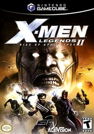Rent X-Men Legends 2: Rise of Apocalypse for GC
