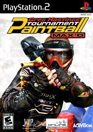 Rent Greg Hastings Tournament Paintball MAX'd for PS2