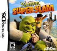 Rent Shrek Superslam for DS