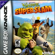 Rent Shrek Superslam for GBA