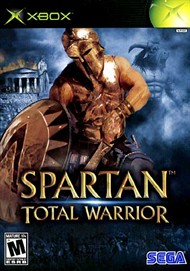 Rent Spartan: Total Warrior for Xbox