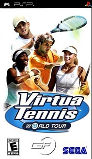 Rent Virtua Tennis: World Tour for PSP Games
