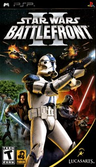 Rent Star Wars: Battlefront II for PSP Games