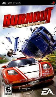 Rent Burnout Legends for PSP Games
