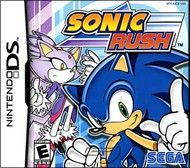 Rent Sonic Rush for DS