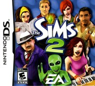 Rent The Sims 2 for DS