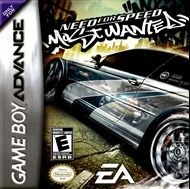 Rent Need for Speed: Most Wanted (2005) for GBA