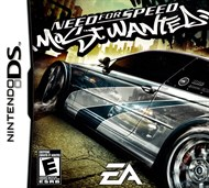 Rent Need for Speed: Most Wanted (2005) for DS