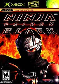 Rent Ninja Gaiden Black for Xbox