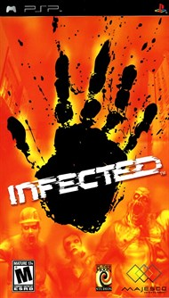 Rent Infected for PSP Games