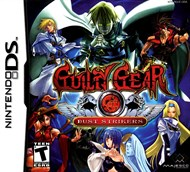 Rent Guilty Gear: Dust Strikers for DS