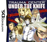 Rent Trauma Center: Under the Knife for DS