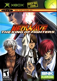 Rent King of Fighters: Neowave for Xbox