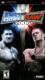 Rent WWE Smackdown! vs. Raw 2006 for PSP Games