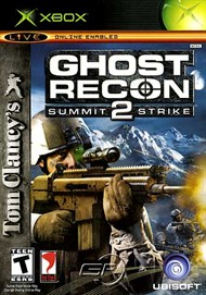 Rent Tom Clancy's Ghost Recon 2 Summit Strike for Xbox