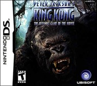 Rent Peter Jackson's King Kong for DS