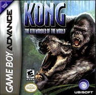 Rent Kong: The 8th Wonder of the World for GBA