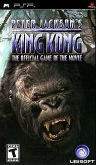 Rent Peter Jackson's King Kong for PSP Games