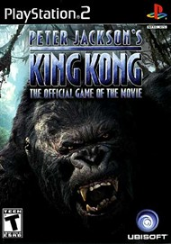 Rent Peter Jackson's King Kong for PS2