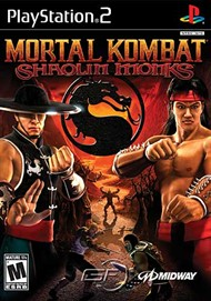 Rent Mortal Kombat: Shaolin Monks for PS2