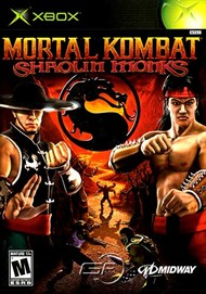 Rent Mortal Kombat: Shaolin Monks for Xbox