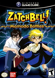Rent Zatch Bell! Mamodo Battles for GC