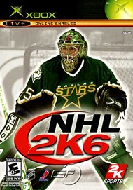 Rent NHL 2K6 for Xbox