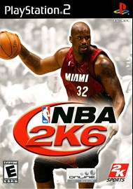 Rent NBA 2K6 for PS2