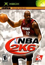 Rent NBA 2K6 for Xbox