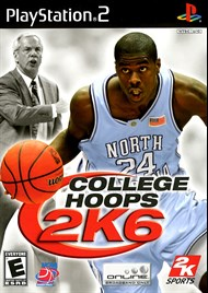 Rent College Hoops 2K6 for PS2
