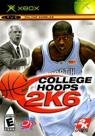 Rent College Hoops 2K6 for Xbox