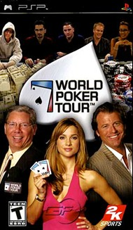 Rent World Poker Tour for PSP Games