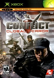 Rent Conflict: Global Terror for Xbox