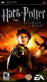 Rent Harry Potter and the Goblet of Fire for PSP Games