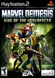Rent Marvel Nemesis: Rise of the Imperfects for PS2