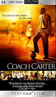 Rent Coach Carter for PSP Movies