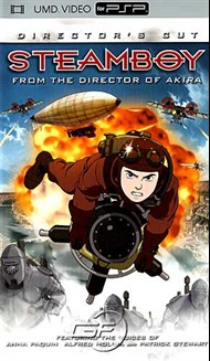 Rent Steamboy for PSP Movies